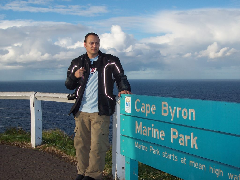 Tor at Cape Byron