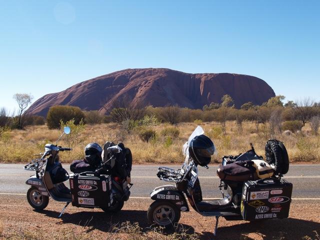 I Didn't Climb Uluru