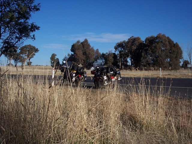 Road to Goulburn