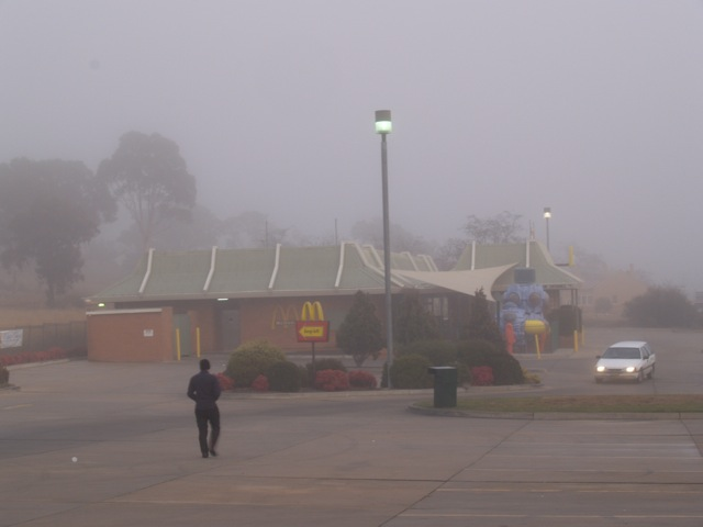 Cold in Goulburn