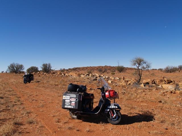 Vespa Northern Territory